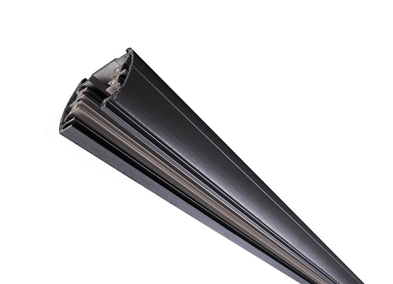 ivela 3 phasen stromschiene 2m schwarz f r erco eutrac. Black Bedroom Furniture Sets. Home Design Ideas