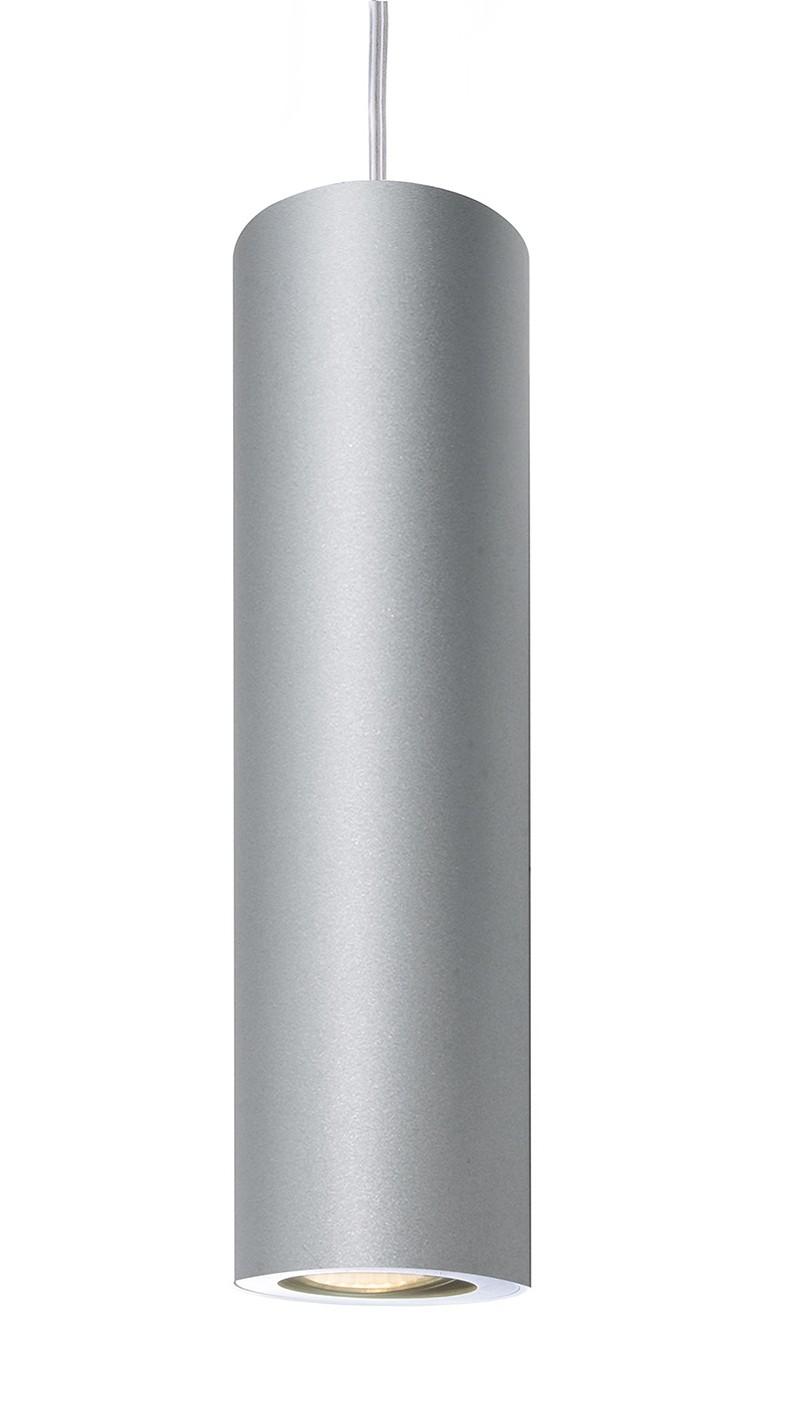 trendige deko light pendelleuchte gu10 barro aluminium. Black Bedroom Furniture Sets. Home Design Ideas
