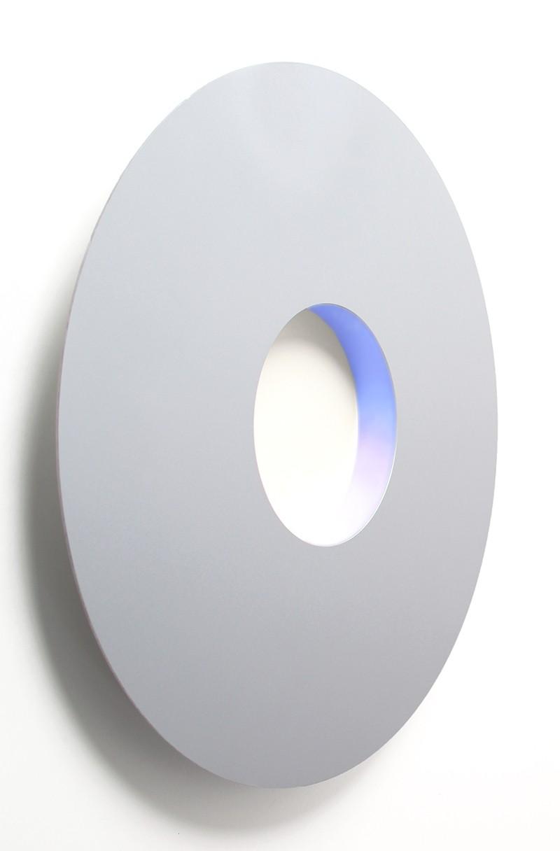 effektvolle led wandleuchte colorido color led rgb innenleuchten wandleuchten wandleuchten modern. Black Bedroom Furniture Sets. Home Design Ideas