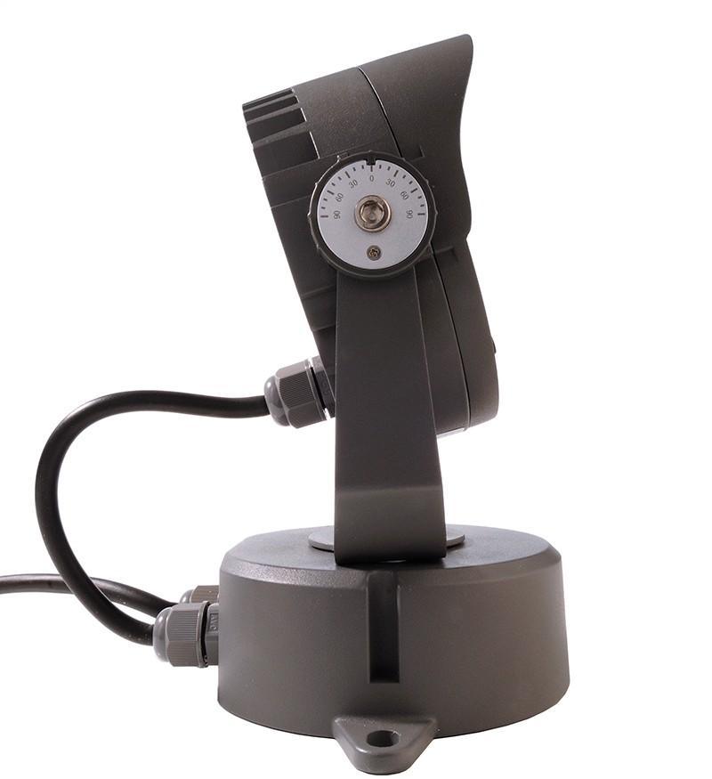 Brandneu Außen LED Boden-/Wand-/Decken Strahler Power Spot V, anthrazit  DV53
